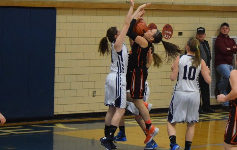 Lady Eagles take control of Mountain League with 50-45 victory over Penns Valley