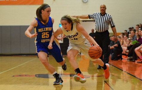 """Every setback is a setup for a comeback""; Lady Eagles fall to Bellwood 77-69 in 2OT"