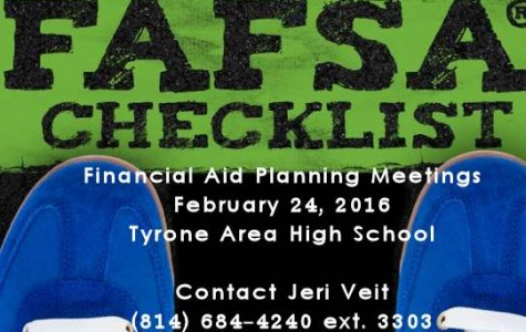 TAHS Guidance Department to host Financial Aid event on February 24