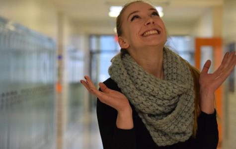 Senior Spotlight: Erika Voyzey