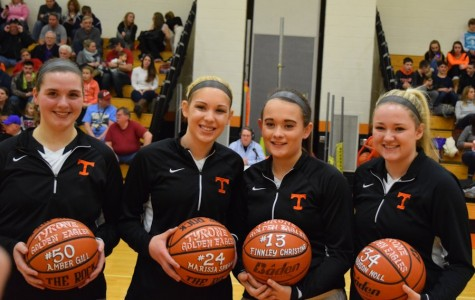 Lady Eagles lose to Penns Valley 56-50 on senior night