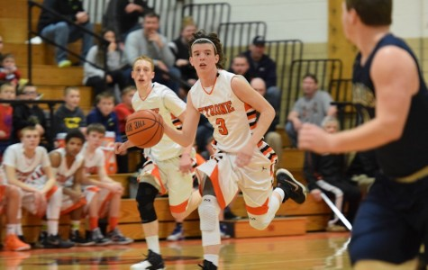 Tyrone delivers on senior night