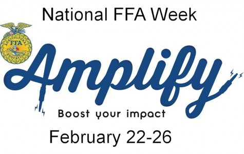 Tyrone FFA celebrates National FFA Week, February 22-26