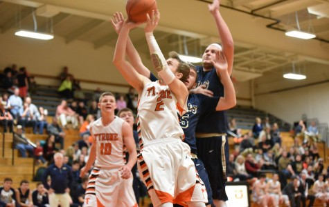 Tyrone falls to Laurel Highland's rival Richland