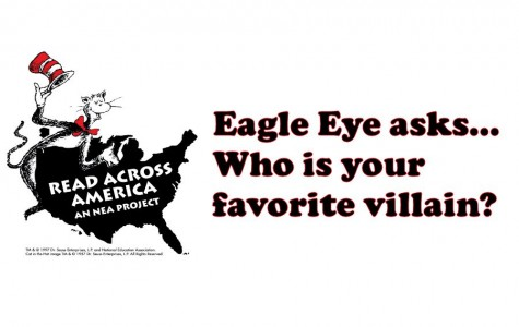 Read Across America Day: Who is your favorite villain?