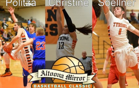 Three Tyrone Seniors to Play in Altoona Mirror All-Star Classic Game