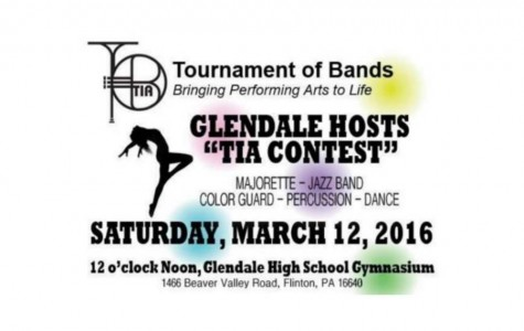 Tyrone percussion places first at Windber competition; Performs next at Glendale on Saturday, March 12