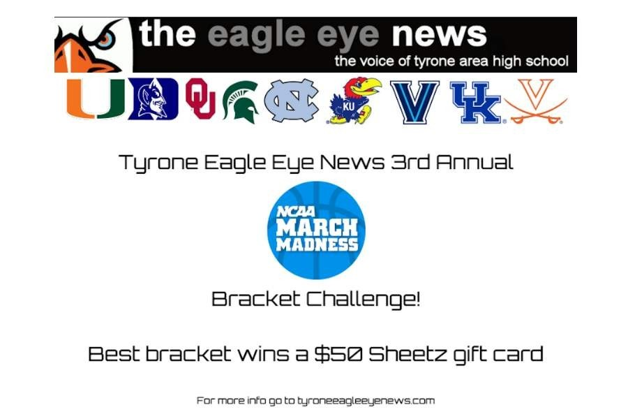 Eagle Eye March Madness Update: Contenders and Pretenders! – Tyrone ...