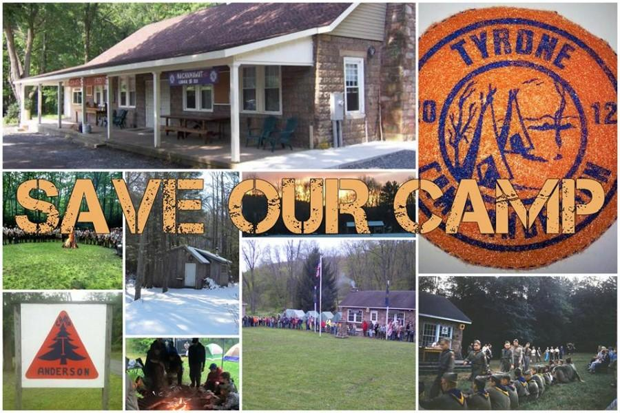 Help Save Camp Anderson by Sharing Your Stories