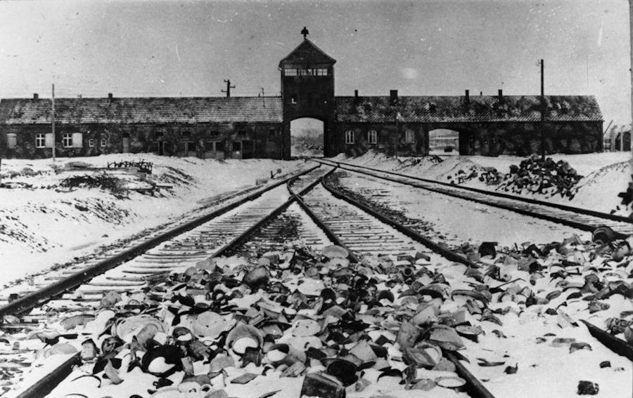 Auschwitz Concentration Camp 1944