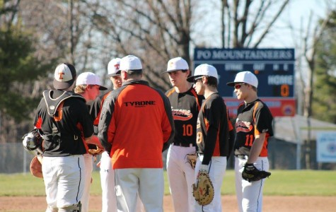 Tyrone Baseball Goes 1-3 in First Week