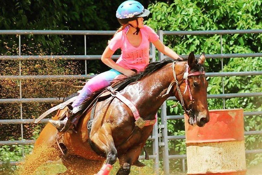 Tyrone Junior To Compete In National Rodeo Competition In