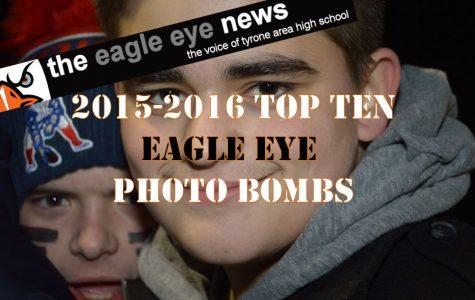 Top 10 Eagle Eye Photobombs of 2015-2016