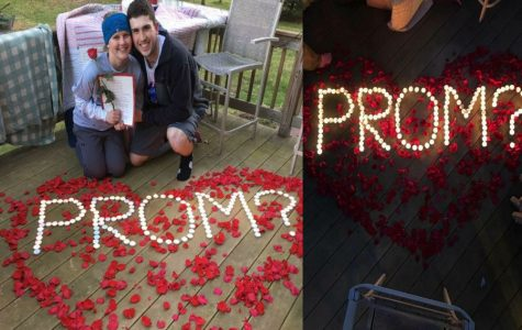 TAHS Promposal Contest: A Romantic Promposal