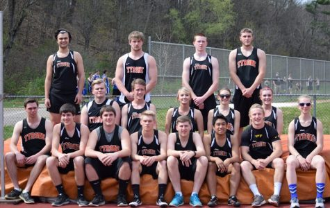 Domination: Boys Track Team Finishes Season Undefeated with Big Win Over Rival Bellwood-Antis