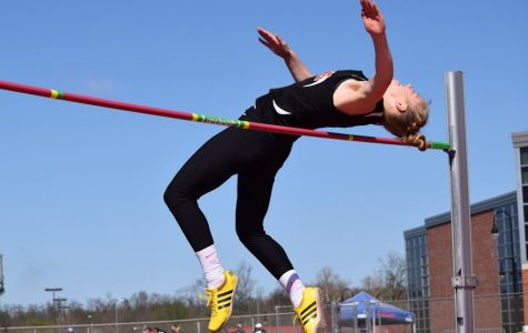 Track Team Performs Well at Shippensburg Invitational