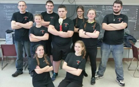 Indoor Percussion Team Begins Sophomore Season