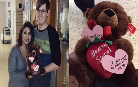 TAHS Promposal Contest: A 'Beary Sweet' Promposal