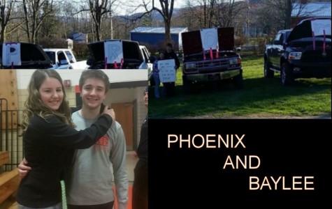 TAHS Promposal Contest: Truckin' to Prom!