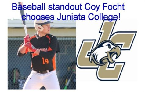 College Corner: Coy Focht Takes His Talent to Juniata