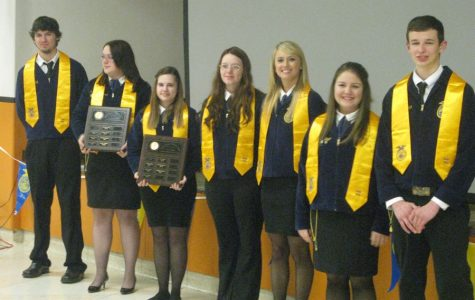 Tyrone FFA Chapter Celebrates 78th Annual Awards Banquet