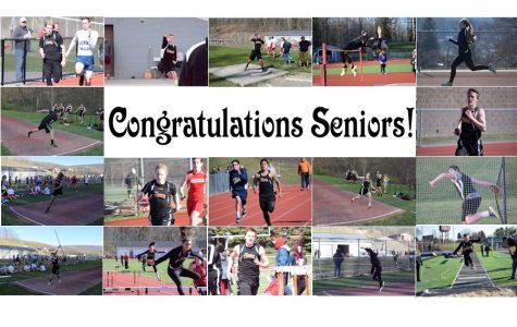 2016 Tyrone Track and Field Senior Profiles
