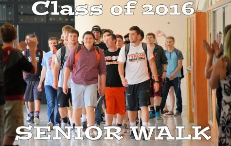 Photo Flash: 2016 Senior Walk