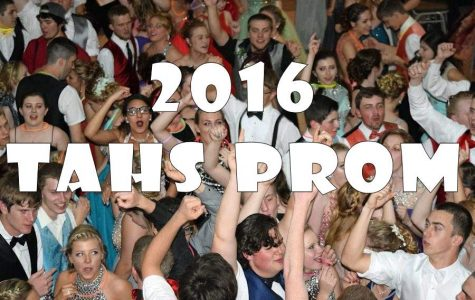 Photo Flash: 2016 TAHS Prom