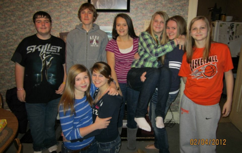 Senior Week Photo Flash: Throwback Thursday