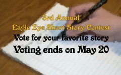 3rd Annual Eagle Eye Short Story Contest