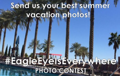 Win $50 in the #EagleEyeIsEverywhere Instagram Summer Photo Contest