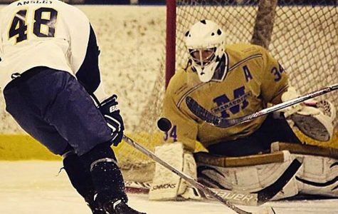 Testing the Ice: Senior Trent Bogert to Play on Junior Hockey Circuit