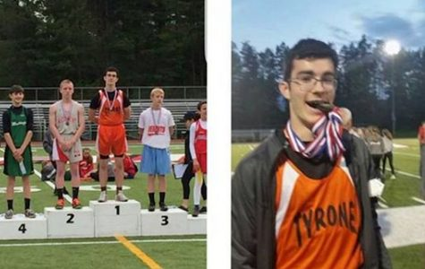 Jumping Pupil: Tyrone Eighth Grader Wins Track and Field Gold