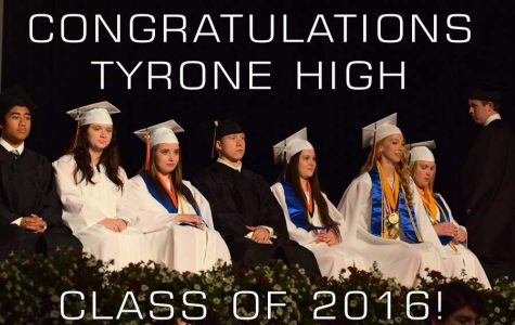 Photo Flash: 2016 Tyrone Area High School Commencement