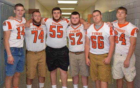Athlete of the Week: The Defensive Line