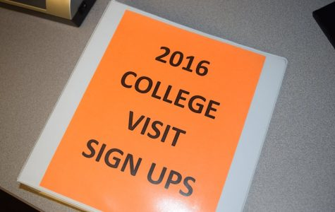 TAHS Guidance Office to Host College Visits