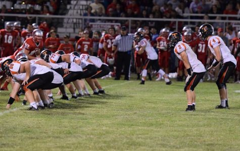 Central Dragons Cook the Eagles 31-7