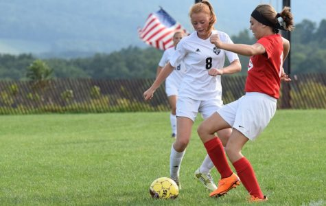 Tyrone Girls Soccer Opens Season 2-1