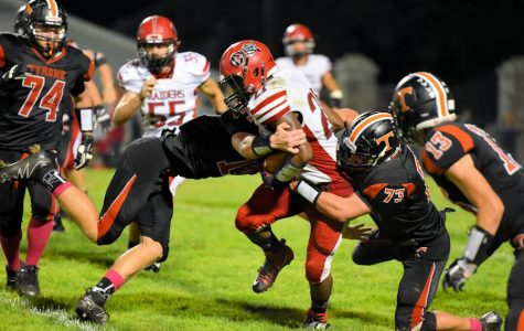 Injury Plagued Eagles Upset by Bellefonte Red Raiders
