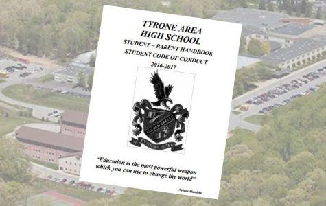 High School Student Handbook Undergoes Minor Changes for 2016