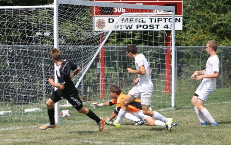 Tyrone Boys Soccer Beats Central