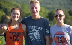 Tyrone Cross Country Celebrates Senior Night vs. Clearfield