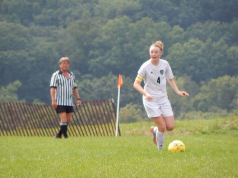 Girls Soccer Gets First Win in 8 Games Against Philipsburg