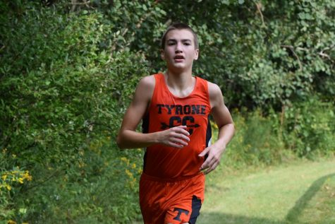 Tyrone Cross Country Wins Despite Injuries