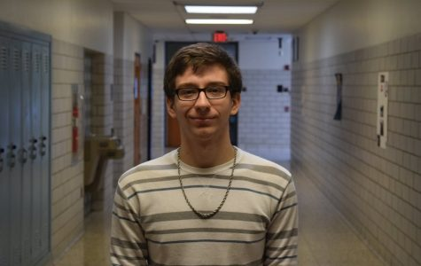 Senior Spotlight: Alex Stehley