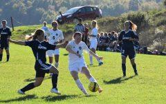 Huntingdon Spoils Girls Soccer's Senior Night