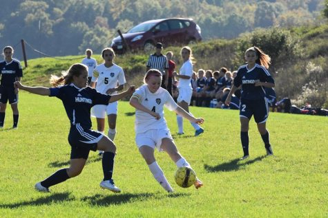 Lady Eagles fall to Lady Dragons in a shootout