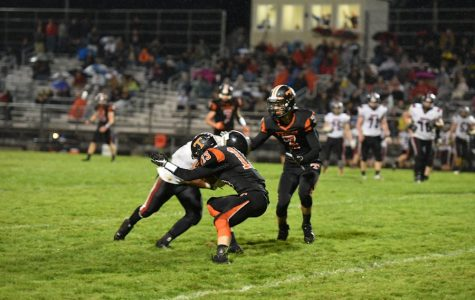Clearfield's Offense Too Much For Tyrone