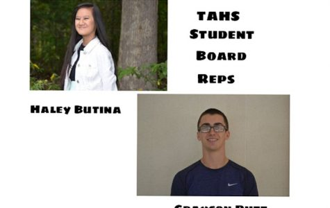A Youthful Perspective: Tyrone School Board Adds Student Representatives