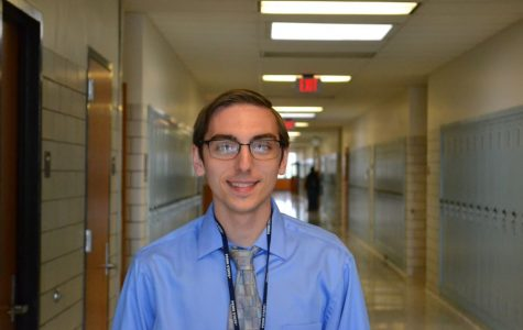 Student Teacher Spotlight: Mr. Trevor Pawlik